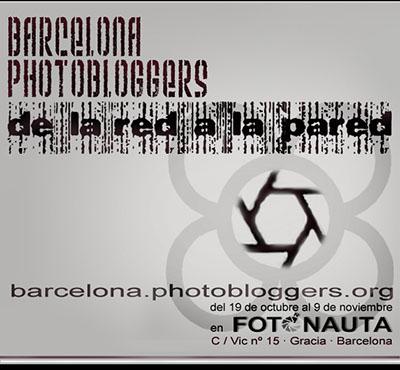 Exposición de Barcelona Photobloggers